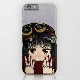 Hell Lola iPhone Case