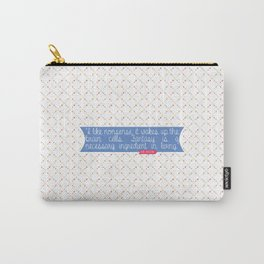 Dr. Seuss Quote Carry-All Pouch