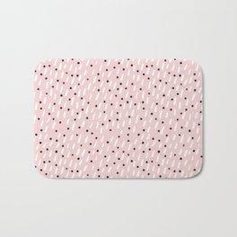spring rain Bath Mat