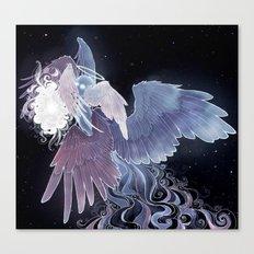 Angel + Soul Canvas Print