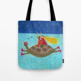 Ozzi and Lulu Snorkelling Tote Bag