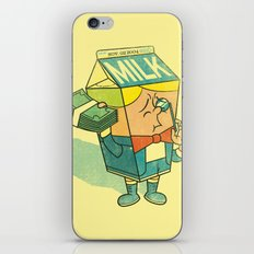 Spoiled Milk iPhone & iPod Skin