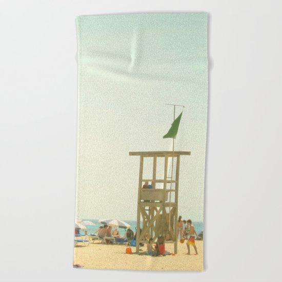 Beach Days Beach Towel