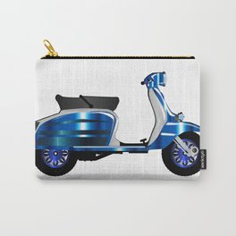 60s Motor Scooter Carry-All Pouch
