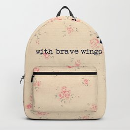 she flies Backpack
