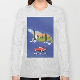 Georgia Long Sleeve T-shirt