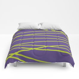 Violet Funk Comforters