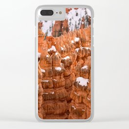 Bryce Canyon - Sunset Point IV Clear iPhone Case
