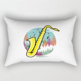 Musicholic Rectangular Pillow