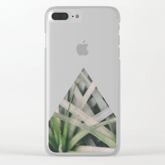 Air Plant #1 Clear iPhone Case