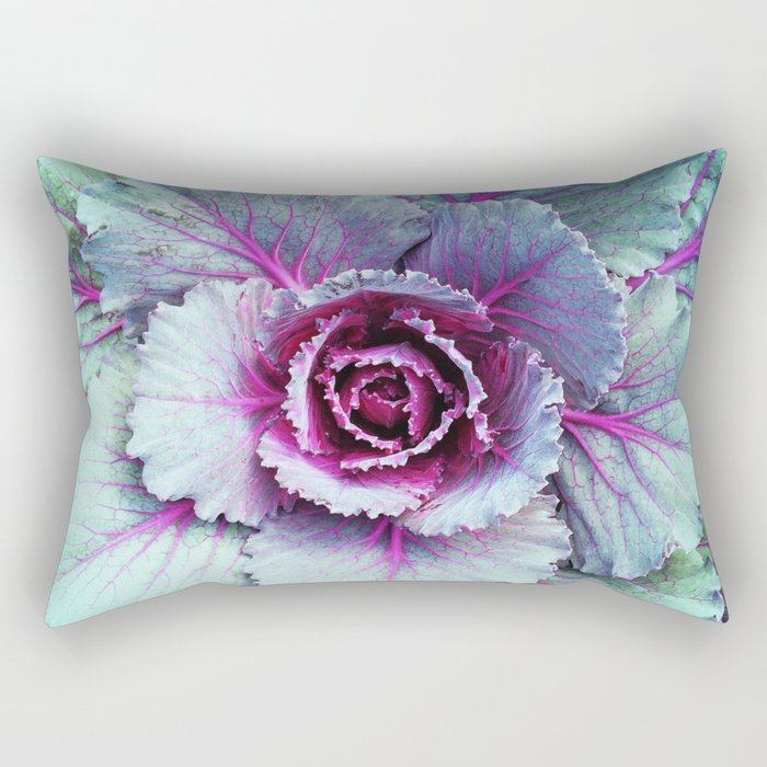 Shades of a Humming Bird Rectangular Pillow