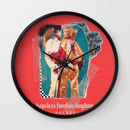 Hopeless Fountain Kingdom Wall Clock