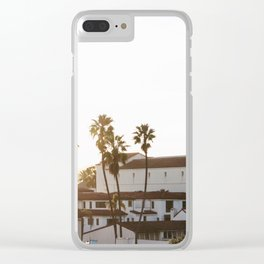 SB Living Clear iPhone Case
