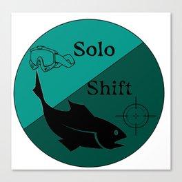 Solo Shift Multi-Sport Canvas Print