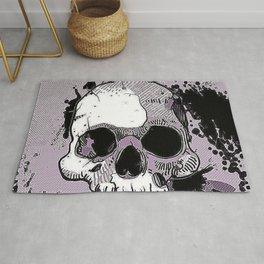 Funky Skull Rug