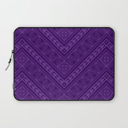 Tipi's (Purple) Laptop Sleeve