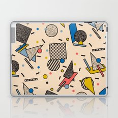 Memphis Inspired Pattern 7 Laptop & iPad Skin