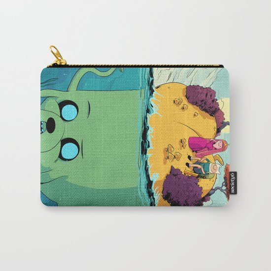 Adventure time marooned Carry-All Pouch