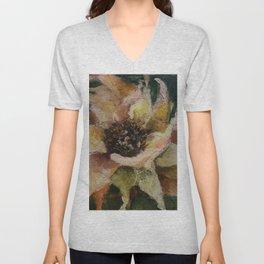 Beautiful flower, nature, physalis Unisex V-Neck