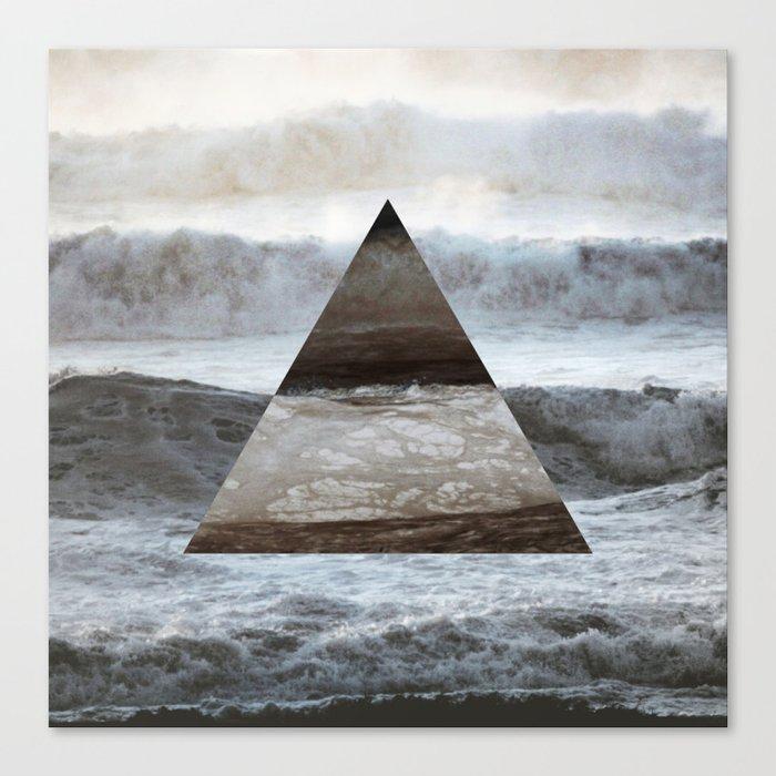 Tessellate Canvas Print