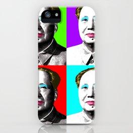 Marilyn Mao iPhone Case