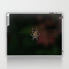 come into my parlour Laptop & iPad Skin