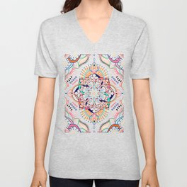 Summer Festival Pop Unisex V-Neck