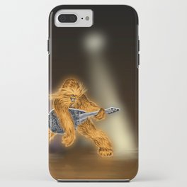 Chewbacca Rock Star iPhone Case