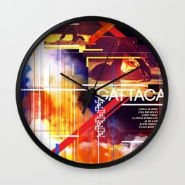 Visions of the Future :: Gattaca Wall Clock