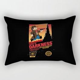 Tower of Darkness Rectangular Pillow