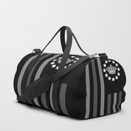 Crown Grey - Flag Duffle Bag