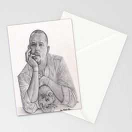 Alexander McQueen Savage Beauty Drawing Stationery Cards