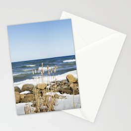 Winter thaw Stationery Cards