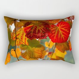Autumn leaves 1 Rectangular Pillow
