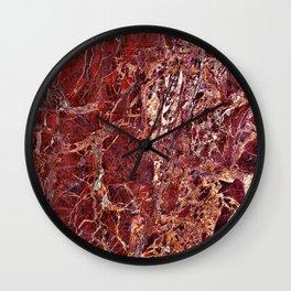 Granite Pattern 36 Wall Clock