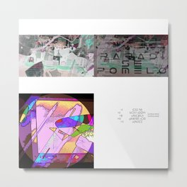 First of all - Yombai [EP] Metal Print