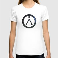 stargate T-shirts featuring Stargate Universe by Dustin Bauer