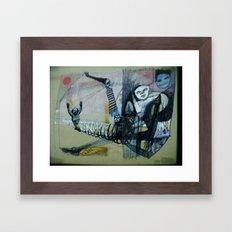 ?& Framed Art Print