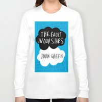 tfios Long Sleeve T-shirts featuring TFiOS by Hoeroine
