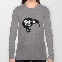 KIWI Carping Kiwi Long Sleeve T-shirt