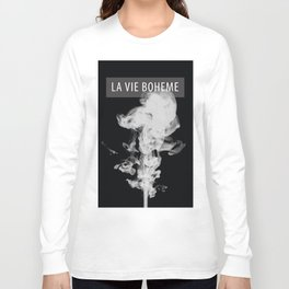 La Vie Boheme Long Sleeve T-shirt