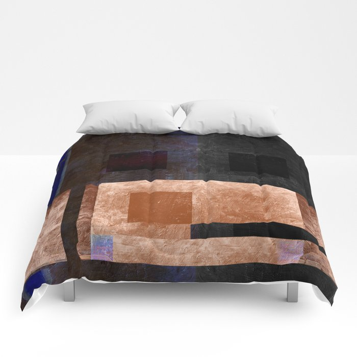Untitled No. 1 Comforters