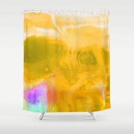A Tranquil Dream No.1m by Kathy Morton Stanion Shower Curtain