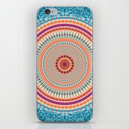 Peace Mandala - מנדלה שלום iPhone Skin