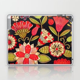 Blooms Butterflies and Ladybugs Laptop & iPad Skin