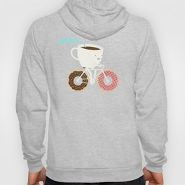 Coffee and Donuts Hoody