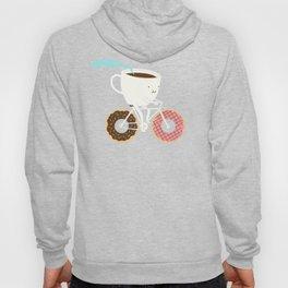 Coffee and Donuts Hoody