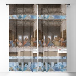 The Last Supper _review Blackout Curtain