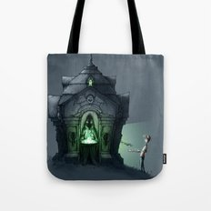 Eternal Famishment Tote Bag