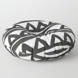 Chevron Tribal Floor Pillow